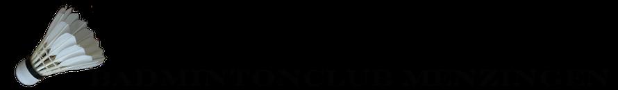 Badmintonclub Menzingen Logo